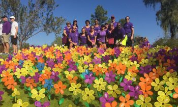 The Walk to End Alzheimer's