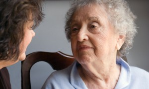 Is Your Parent's Difficulty with Communication Normal or a Sign of Alzheimer's?