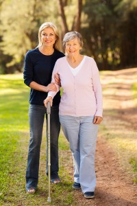 Supporting Independence in a Senior with Mobility Issues