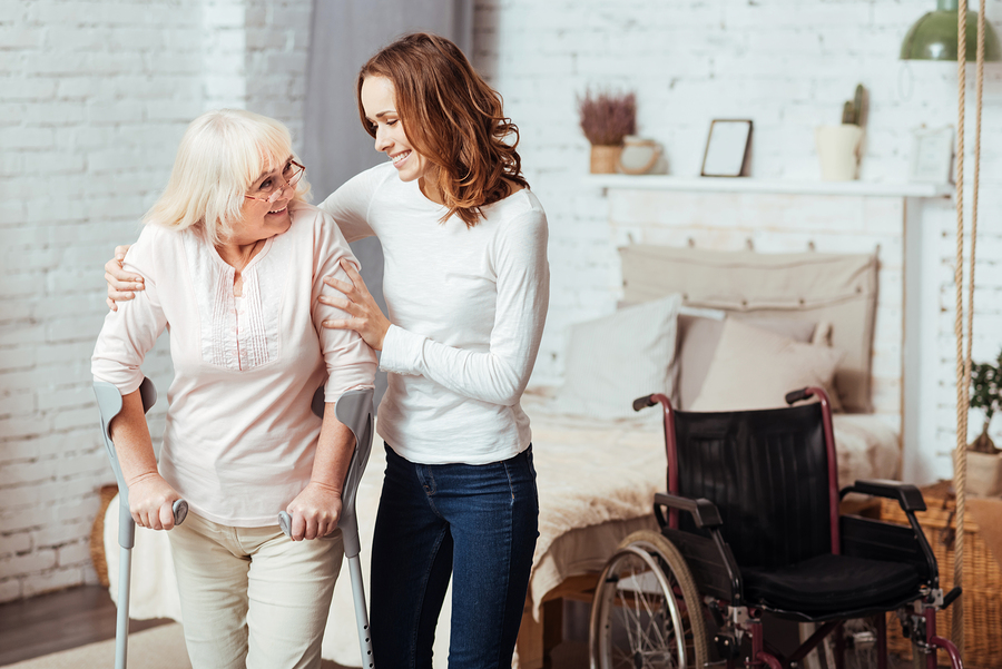 How Elder Care Can Help Seniors with Physical Disabilities