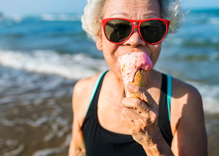 How Can You Help Your Senior to Develop Good Eating Habits?