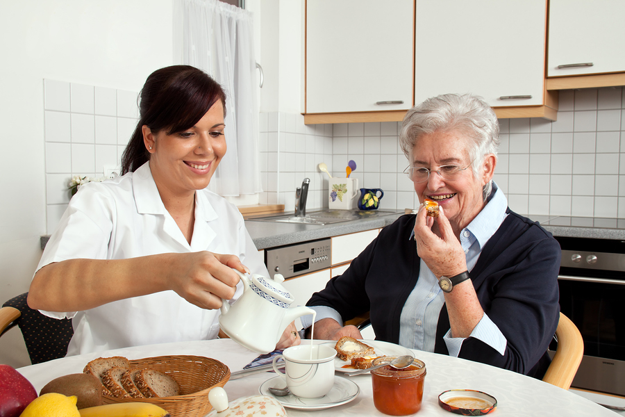 What Helps Your Senior to Keep Doing What She Wants?