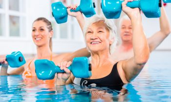 Four Reasons for Your Senior to Consider Exercising in Water