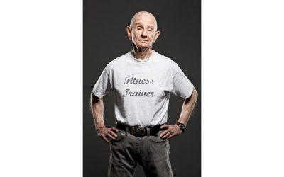 Meet BENNETT KOPP!  Golden Heart's  91 years young Fitness Advisor for Seniors!