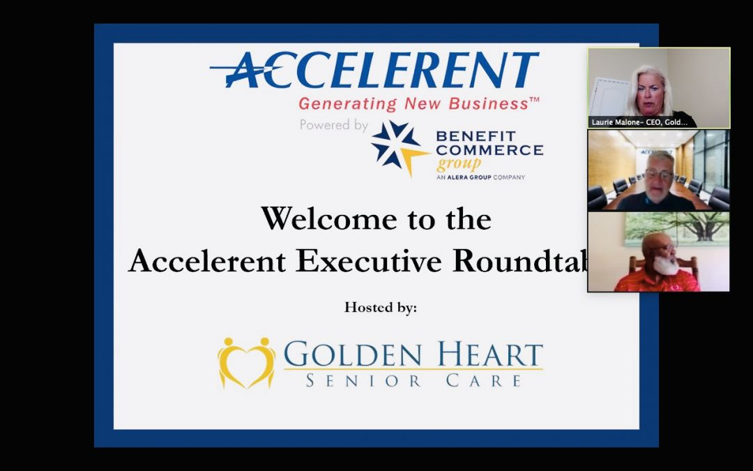 Golden Heart Hosts Executive Roundtable!