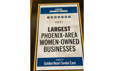 Big News! Golden Heart Makes the List!
