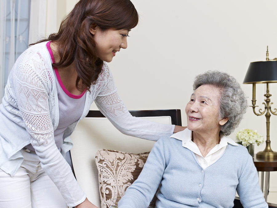Four Tips for Promoting Independent Living for Your Senior