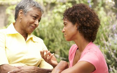 How Can You Talk to Your Senior about Your Concerns for Her Health?