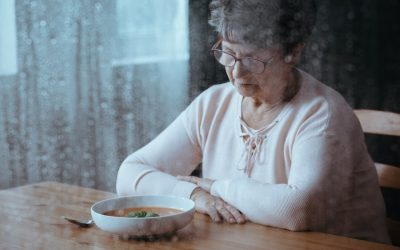 Reasons for Lack of Appetite in the Elderly